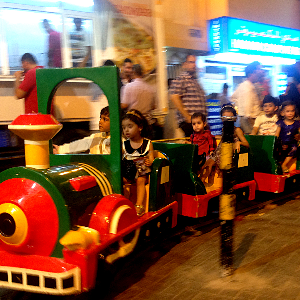 Gergaoon Celebration in Manama